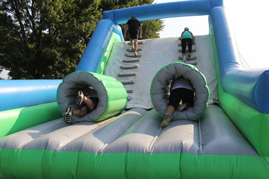 insane inflatable 5k obstacle