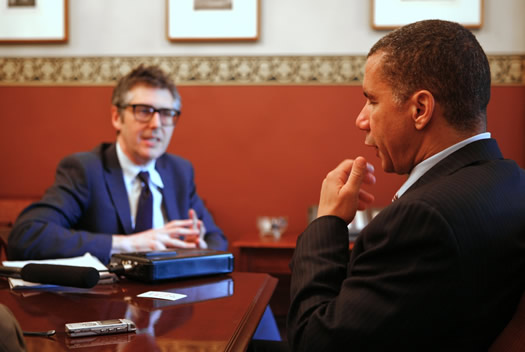 ira glass and david paterson