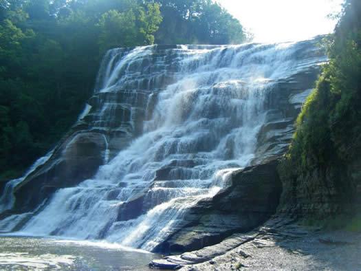 ithaca falls ithaca ny