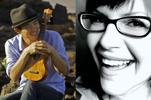 jake shimabukuro and lisa loeb
