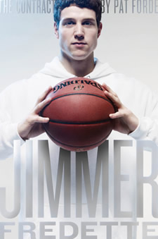 jimmer fredette book cover