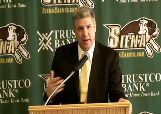 jimmy patsos siena press conference