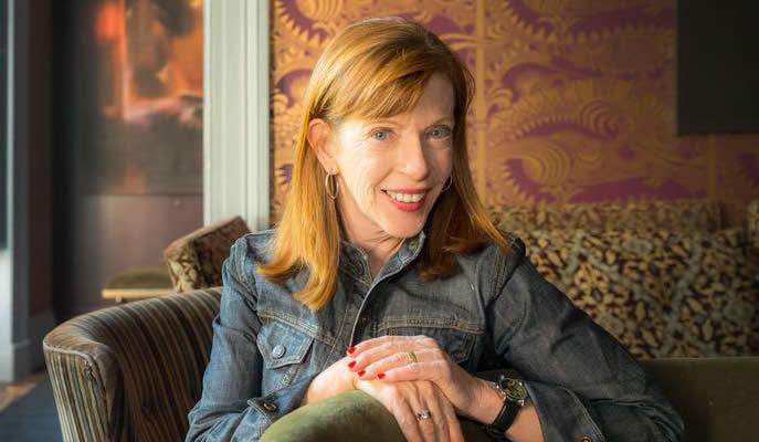 journalist Susan Orlean photo Noah Fecks