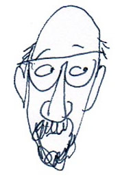 jules feiffer self cartoon