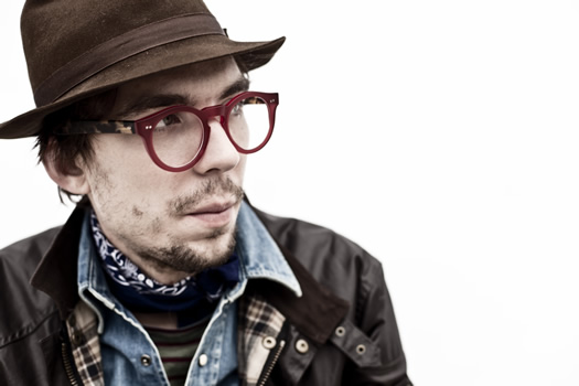 justin townes earle red glasses