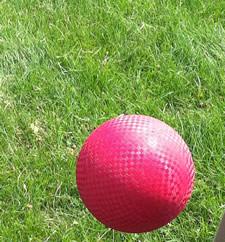 kickball ball