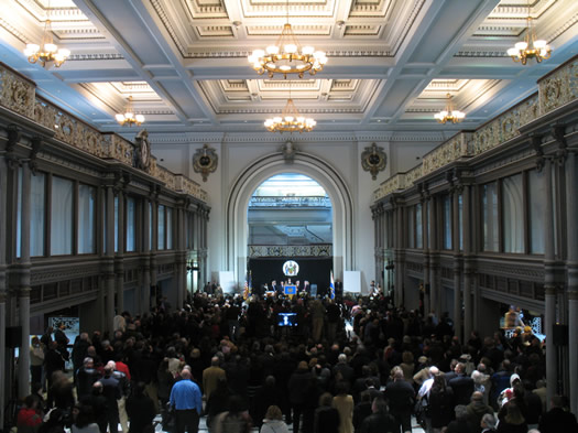 kiernan plaza albany inauguration event 2014-01-01 small
