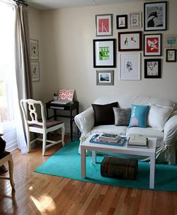 Kim's apartment