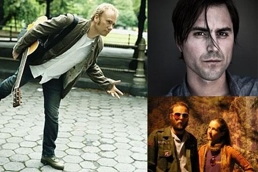 larkfest 2011 music lineup composite
