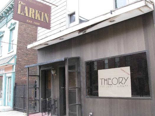 Larkin Theory exterior