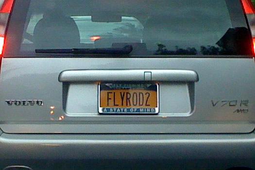 license plate flyrod2
