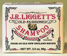 liggetts shampoo bar