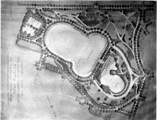 lincoln park beaver park plan 1914
