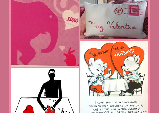 local etsy valentines 2011 composite