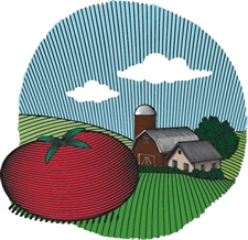 local harvest festival logo 2011