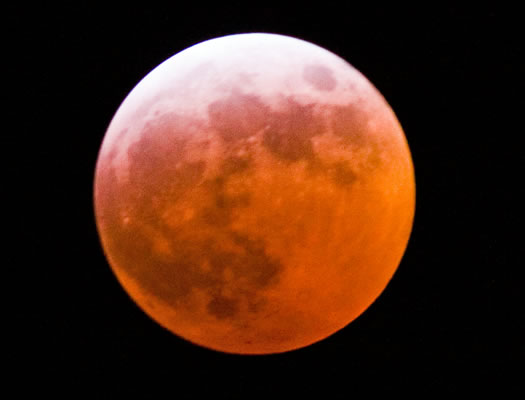 lunar eclipse example
