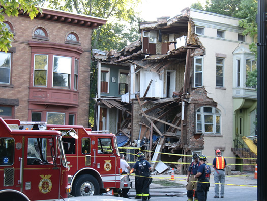 madison rowhouse collapse 4