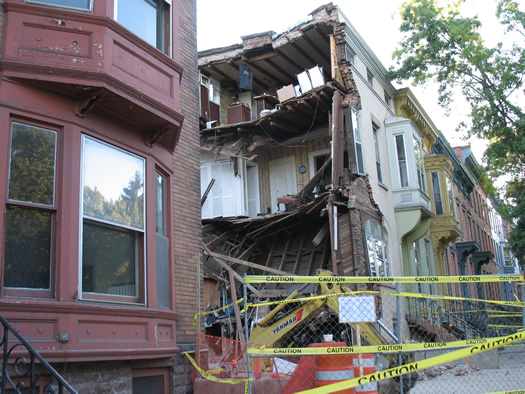 madison rowhouse collapse 6