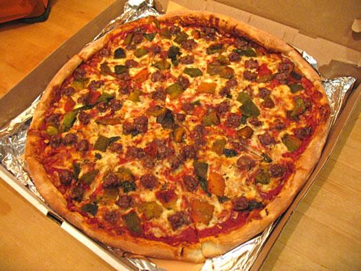 marino's schenectady winning pizza 2010