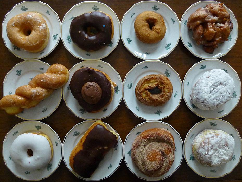 Market Bistro donuts mixed dozen