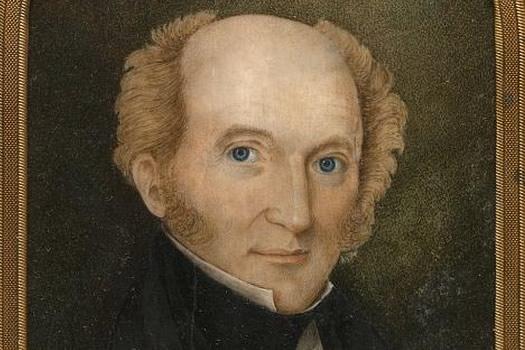 martin van buren portrait 1837 cropped
