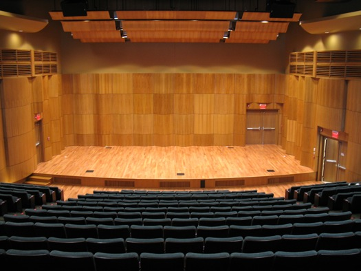 Massry Picotte recital hall
