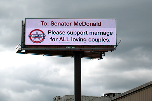 mcdonald marriage equality billboard baumgartner