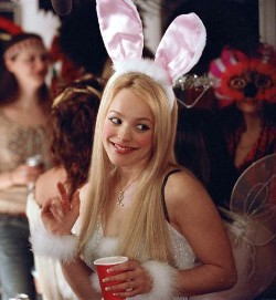 Mean Girls Halloween still