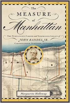 measure of manhattan book cover
