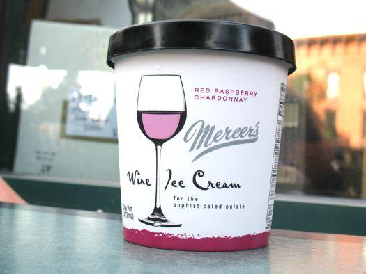 mercers raspberry chardonnay