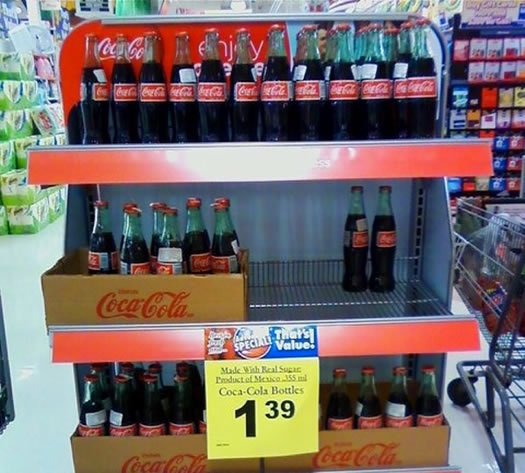 mexican coke at price chopper