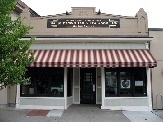 midtown tea and tap