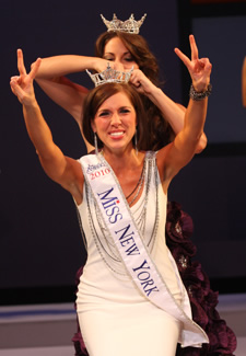claire buffie miss new york 2010