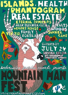 mountain man fest poster