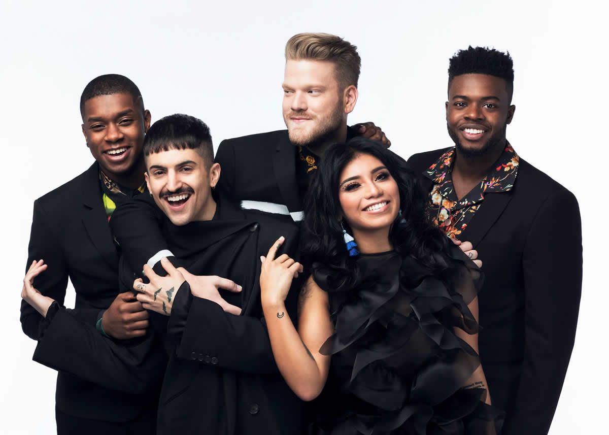 music group Pentatonix