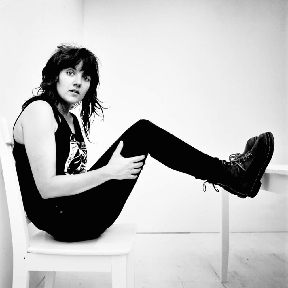 musician Courtney Barnett