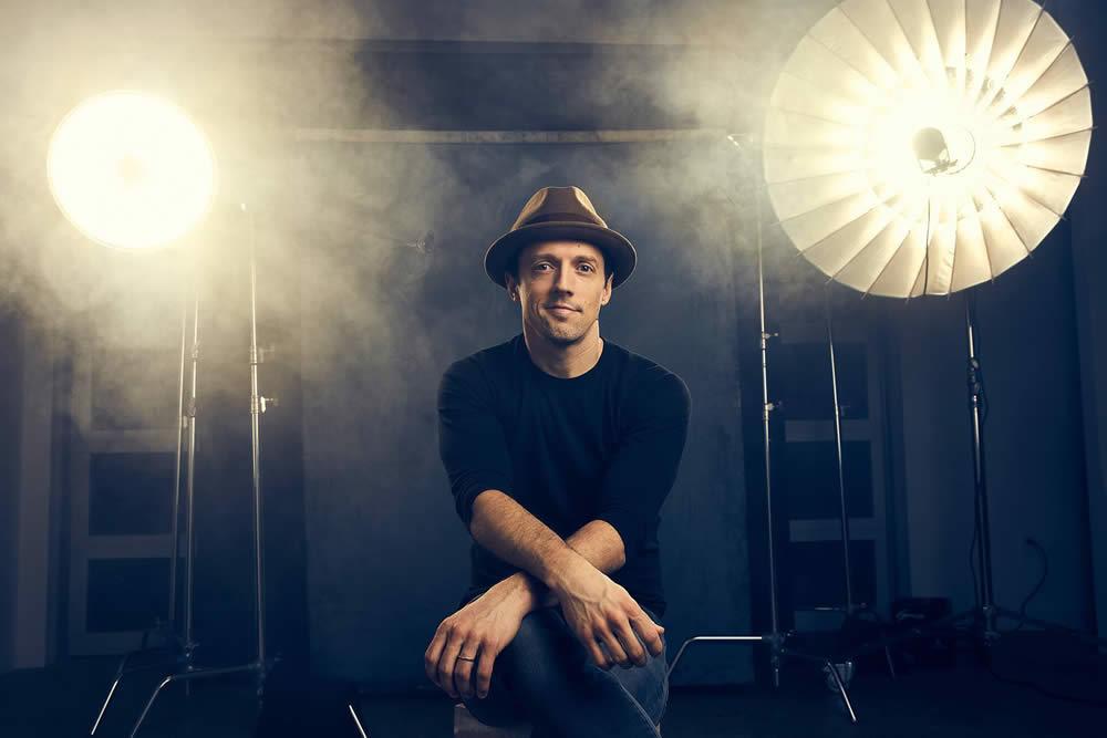 musician Jason Mraz