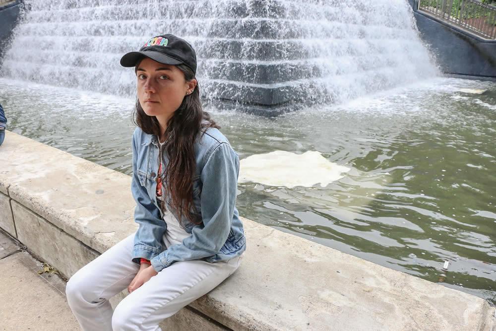 musician Liz Harris Grouper