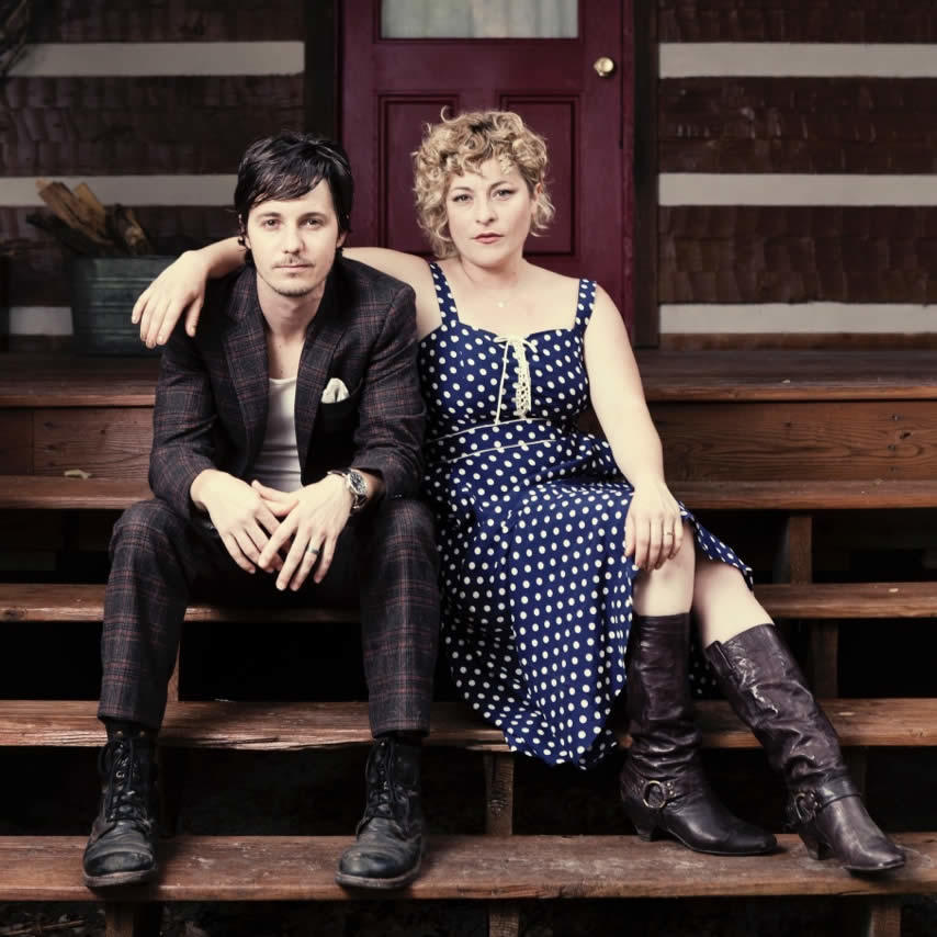 musicians Shovels and Rope