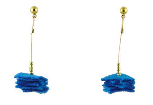 nadine medina jewelry t-shirt earrings