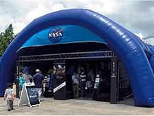 nasa driven to explore exhibit