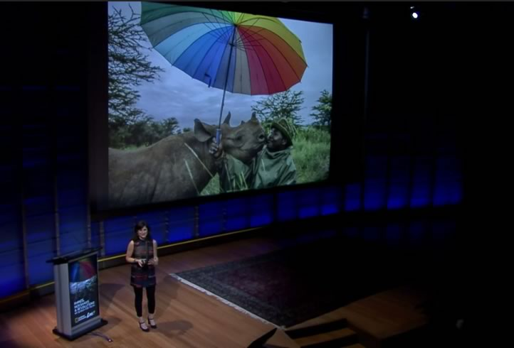 national geographic photographer ami vitale rhino talk