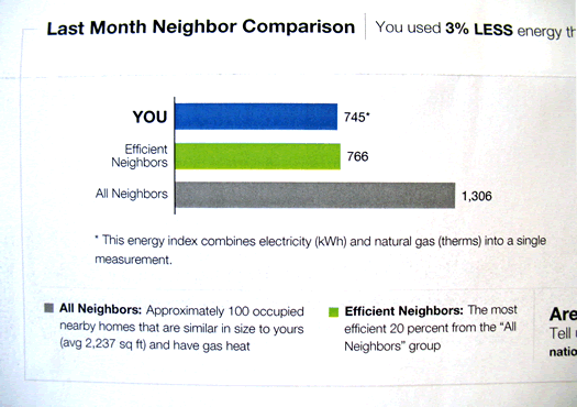 national grid efficiency neighbors comparison