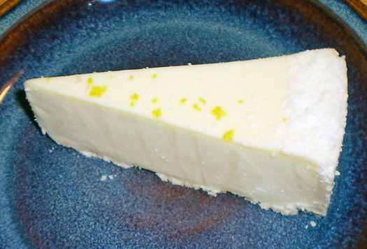 new skete cheesecake single slice