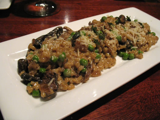 new world risotto