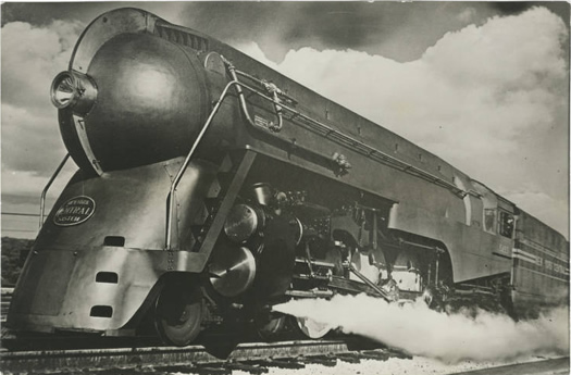 new york central hudson engine