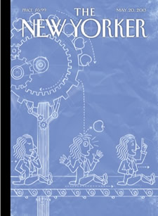 new yorker cover ecovative issue