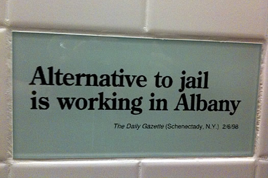 Alternative to jail is working in Albany