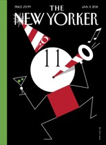 new yorker cover 2011-01-03