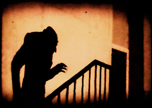 nosferatu shadow film still